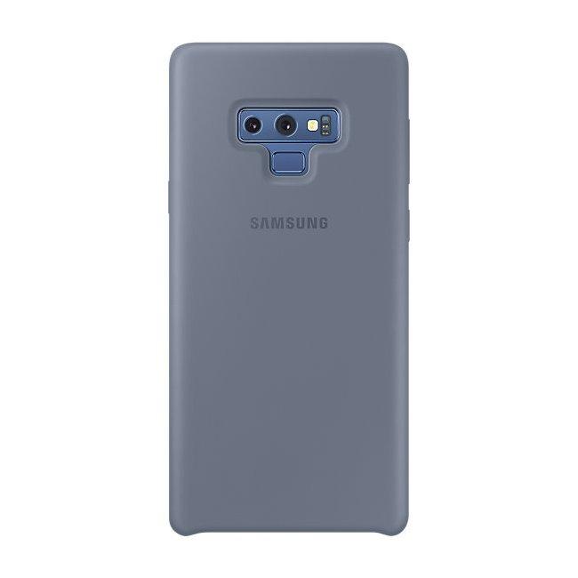 a1452947f Puzdro Samsung Silicone Cover EF-PN960T pre Samsung Galaxy Note 9 - N960F,  Blue