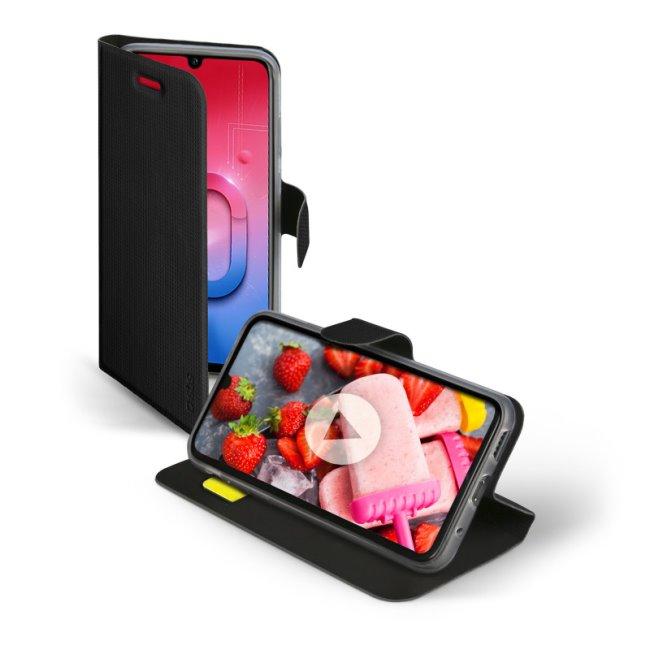 SBS Book Sense Case for Honor 10 lite/Huawei P Smart 2019, black