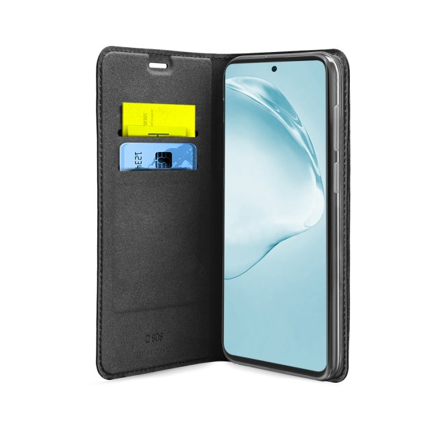 Púzdro SBS - Book Wallet Lite Samsung Galaxy S20 Ultra, čierne
