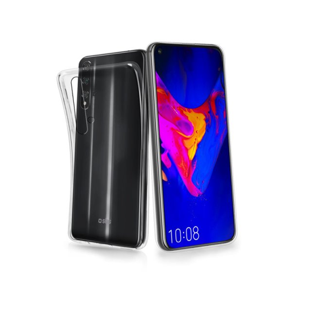 Puzdro SBS Skinny pre Honor 20/Huawei Nova 5T, transparent