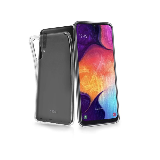 SBS Skinny Cover for Samsung Galaxy A50s/A50/A30s, transparent