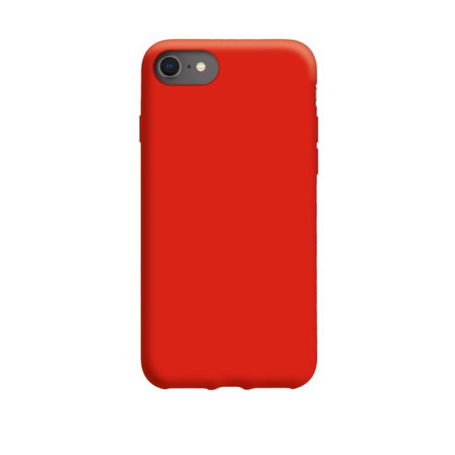 Puzdro SBS Vanity Cover pre Apple iPhone SE/8/7, červené