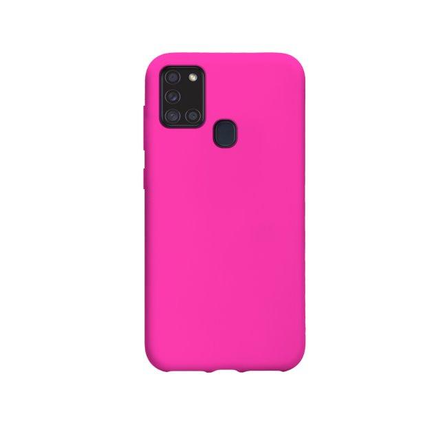 Puzdro SBS Vanity Cover pre Samsung Galaxy A21s - A217F, ružové