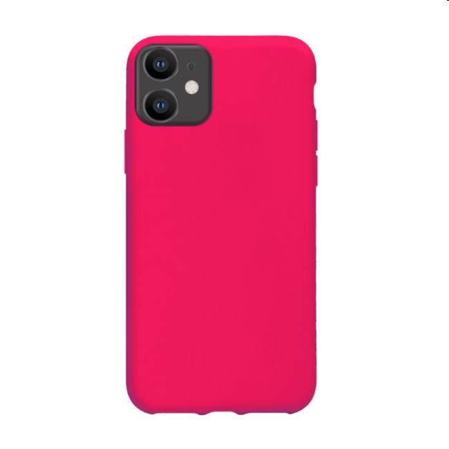 Puzdro SBS Vanity pre Apple iPhone 12/12 Pro, ružové