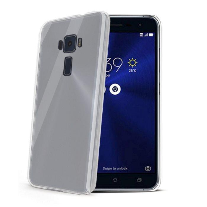 Puzdro silikonové Celly Premium GelSkin pre Asus Zenfone 3 - ZE520KL, Transparent GELSKIN616