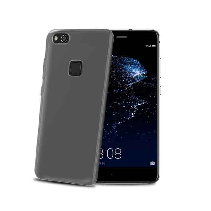Puzdro silikonové Celly Premium GelSkin pre Huawei P10 Lite, Black