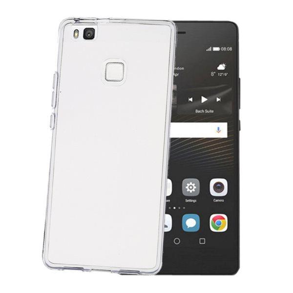 Puzdro silikonové Celly Premium GelSkin pre Huawei P9 Lite, Transparent