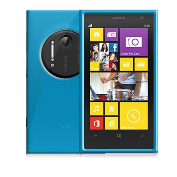 Puzdro silikonové Celly Premium GelSkin pre Nokia Lumia 1020, Blue