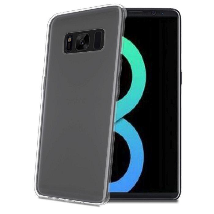 Puzdro silikonové Celly Premium GelSkin pre Samsung Galaxy S8 Plus - G955F 457e039341e