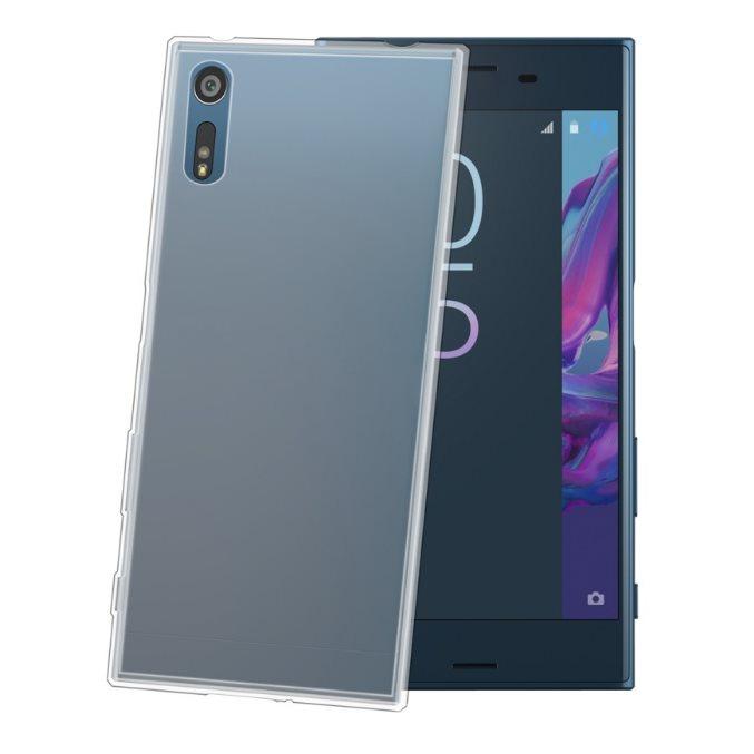 Puzdro silikonové Celly Premium GelSkin pre Sony Xperia XZ - F8331 ... 9f058dc1843
