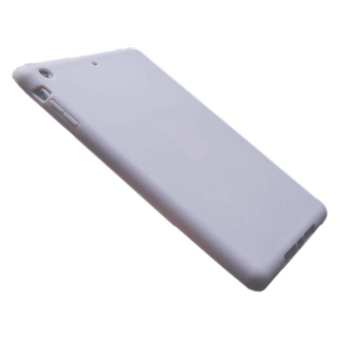 Puzdro silik�nov� pre Apple iPad Mini 1/2/3, White