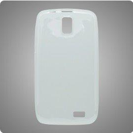 Puzdro silikonové pre Lenovo A328, Transparent 8586014642778