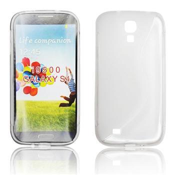 Puzdro silikonové S-TYPE pre Samsung Galaxy S5 Active - G870F, White