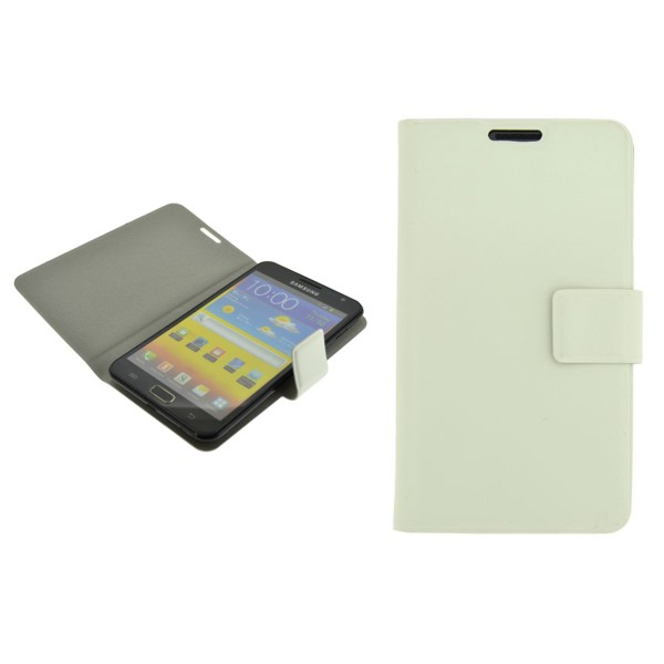 Puzdro Slim Fit pre Samsung Galaxy Note, White