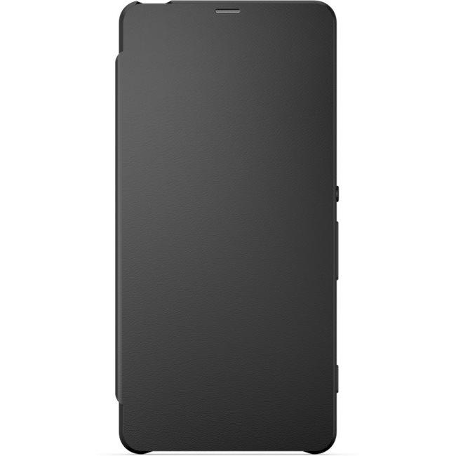 Puzdro Sony Style Cover SCR54 pre Sony Xperia XA - F3111, Graphite Black