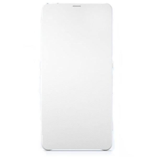 Puzdro Sony Style Cover SCR54 pre Sony Xperia XA - F3111, White