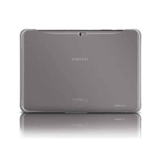 Puzdro Speedlink Verge Invisible Cover pre Galaxy Tab 2 10.1, clear