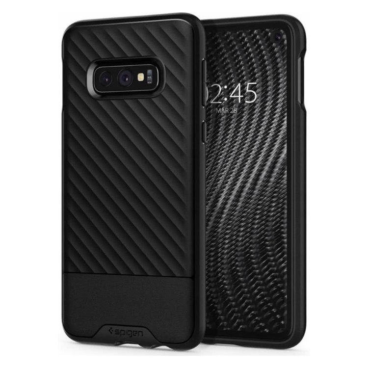 Puzdro Spigen Core Armor pre Samsung Galaxy S10e - G970F, Black