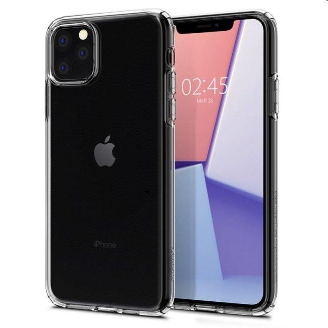 Puzdro Spigen Liquid Crystal pre Apple iPhone 11 Pro, clear 077CS27227