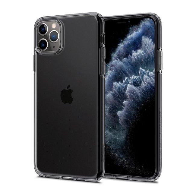Puzdro Spigen Liquid Crystal pre Apple iPhone 11 Pro, Space 077CS27228