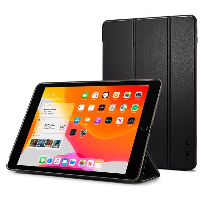 "Puzdro Spigen Smart Fold pre Apple iPad 10.2"" 2019, black"