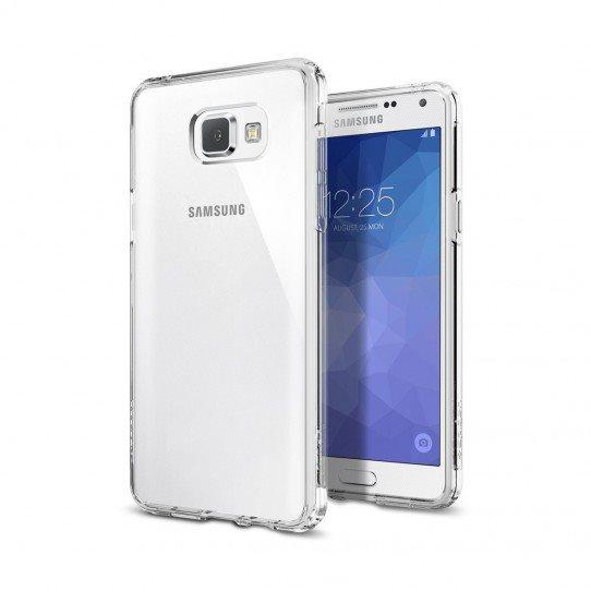 Puzdro Spigen Ultra Hybrid pre Samsung Galaxy A5 2016 - A510F, Crystal Clear SGP11835