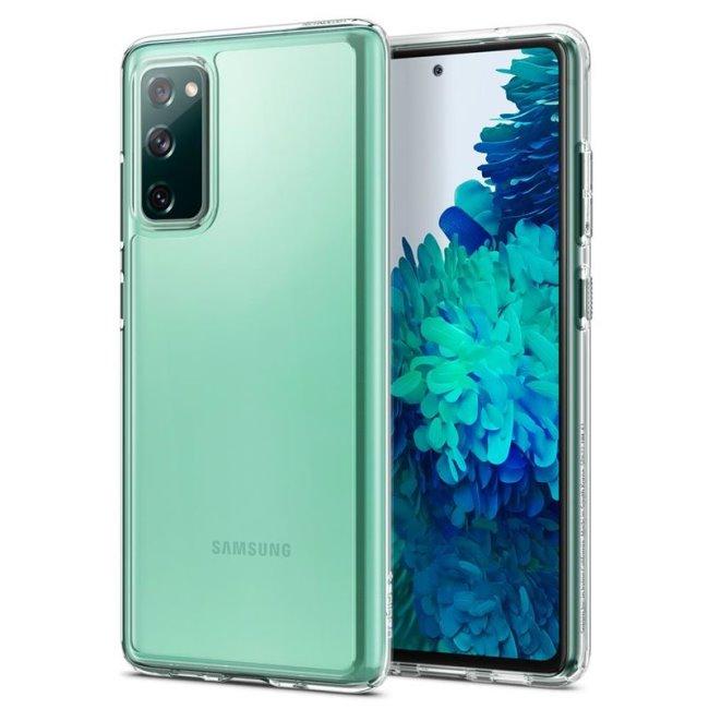 Puzdro Spigen Ultra Hybrid pre Samsung Galaxy S20 FE - G780F, clear ACS01848