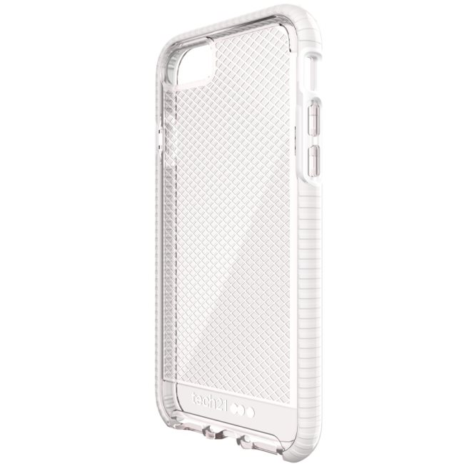 Puzdro Tech21 Evo Check pre Apple iPhone 7, Clear