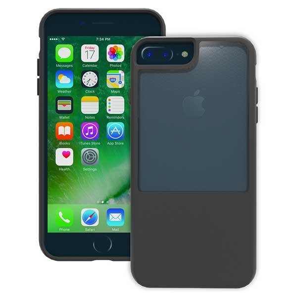 Puzdro Trident Fusion pre Apple iPhone 7 Plus, Matte Black 8595642256462