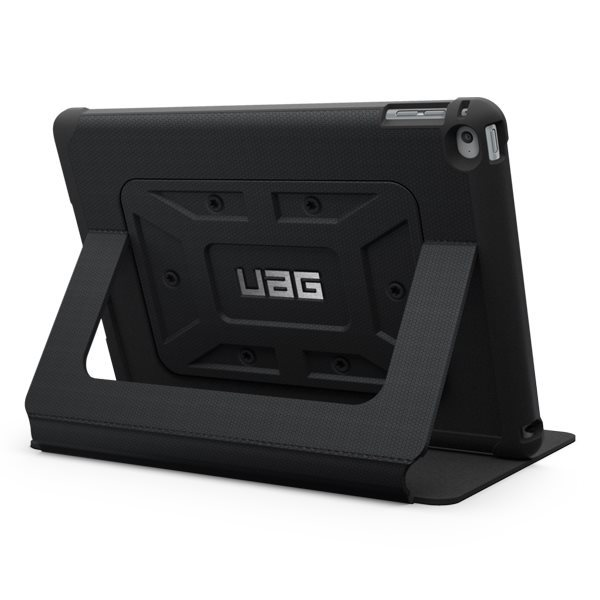 Puzdro UAG Folio Scout pre Apple iPad Mini 1/2/3, Black