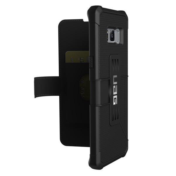 Puzdro UAG Metropolis pre Samsung Galaxy S8 - G950F, Black