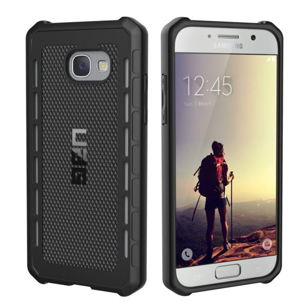 Puzdro UAG Outback pre Samsung Galaxy A5 2017 - A520F, Black
