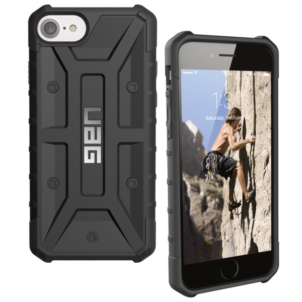 Puzdro UAG Pathfinder pre Apple iPhone 7, Black