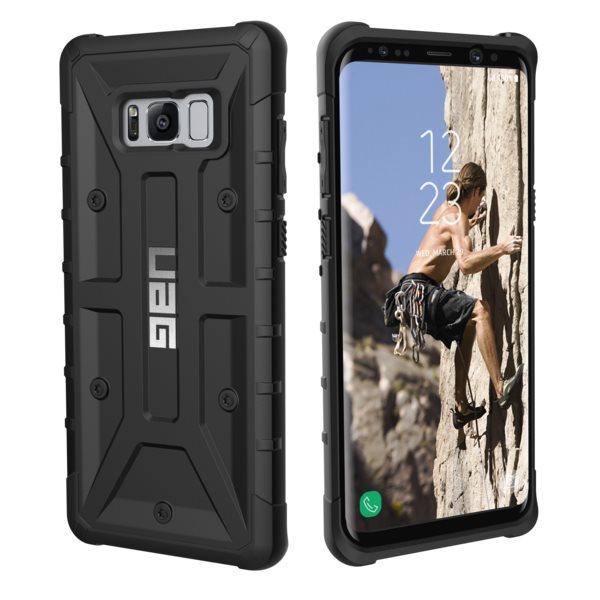 Puzdro UAG Pathfinder pre Samsung Galaxy S8 - G950F, Black