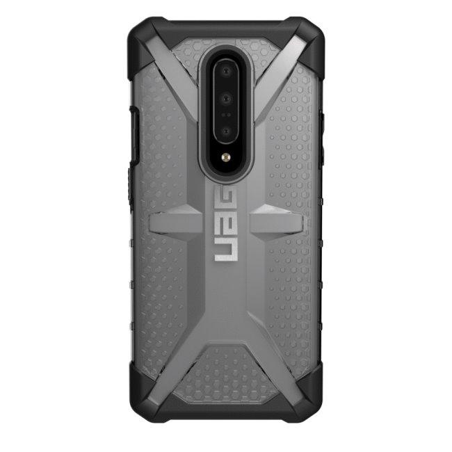 Puzdro UAG Plasma pre OnePlus 7 Pro, ice clear 711673114343