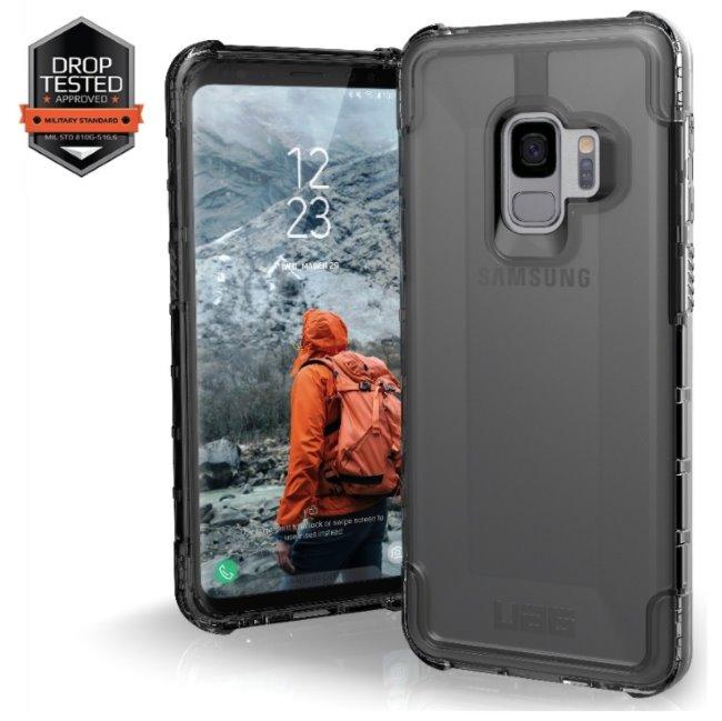 Puzdro UAG Plyo pre Samsung Galaxy S9 - G960F, Smoke GLXS9-Y-AS