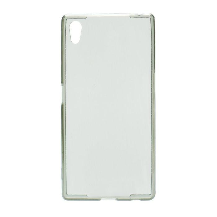 Puzdro ultra tenké 0,3mm pre Sony Xperia Z5 Compact - E5823, Transparent