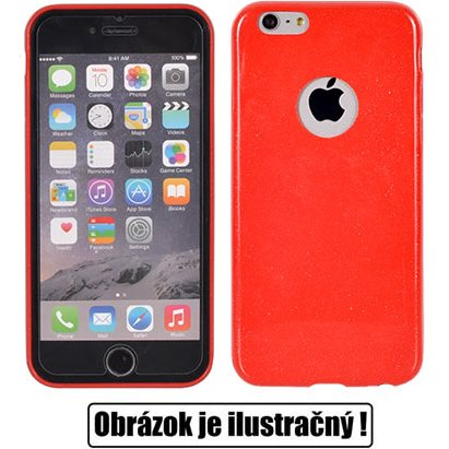 Puzdro ultra tenk� Candy Case pre Huawei P8 Lite, Red