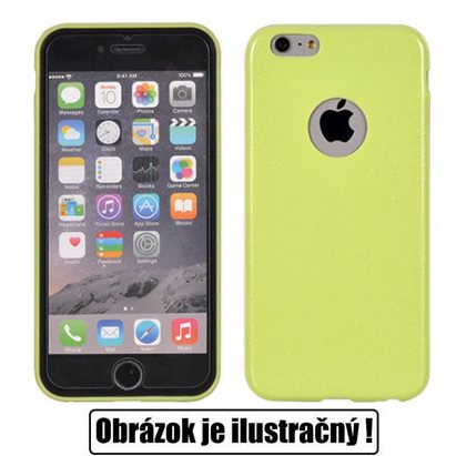 Puzdro ultra tenké Candy Case pre LG G3s - D722, Lime