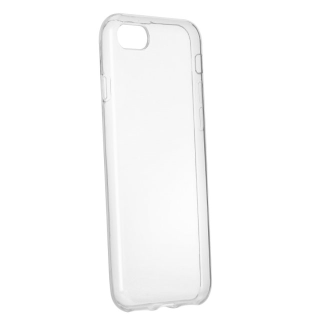 Puzdro ultra tenké pre Apple iPhone 7, Transparent