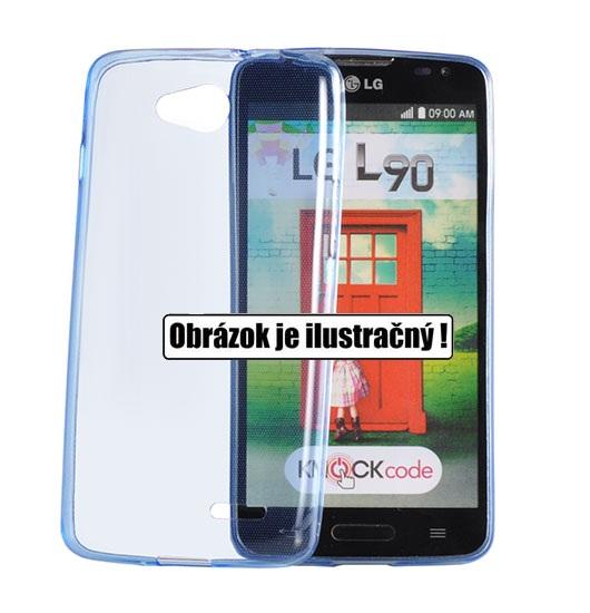 Puzdro ultra tenké pre Huawei P8 Lite, Blue