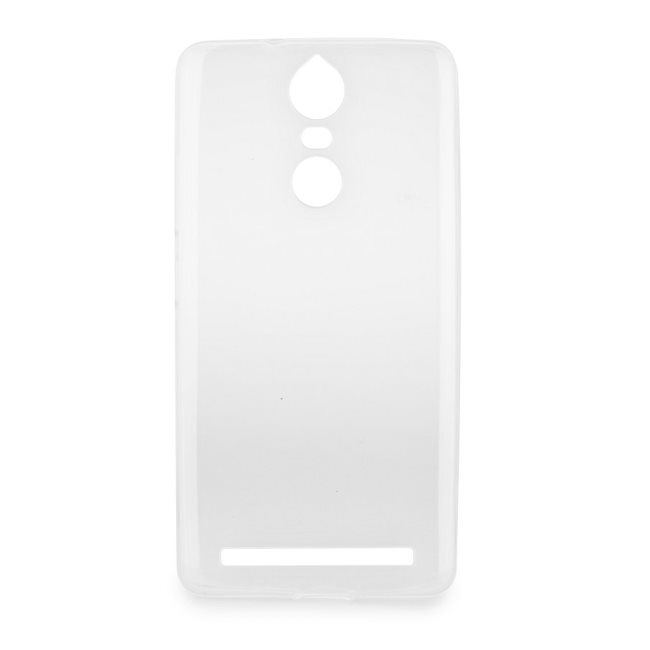 Puzdro ultra tenké pre Lenovo Vibe K5 Note, Lenovo Vibe K5 Note Fingerprint, Transparent