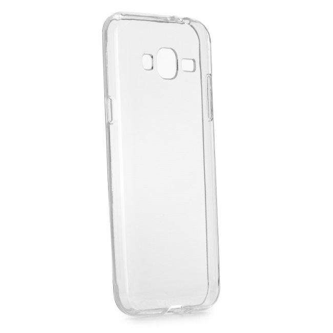 Puzdro ultra tenké pre Samsung Galaxy J3 (2016) - J320F, Transparent
