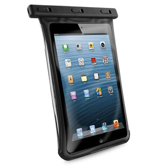 Puzdro vodotesn� Puro pre Apple iPad Air (1), Black