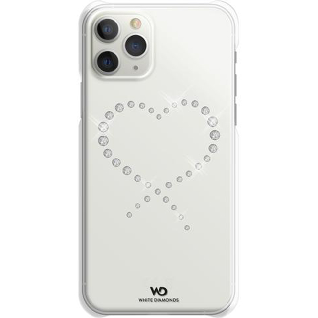 Puzdro White Diamonds Eternity pre Apple iPhone 11 Pro, Crystal