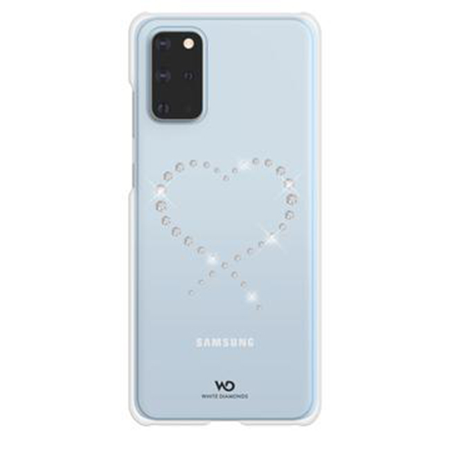Puzdro White Diamonds Eternity pre Samsung Galaxy S20+, Crystal 2840ETY5