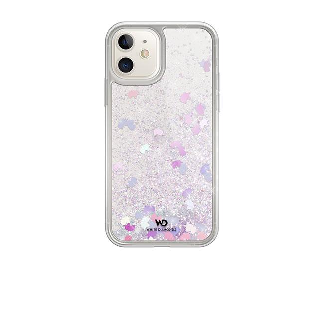Puzdro White Diamonds Sparkle pre Apple iPhone 11, Unicorns