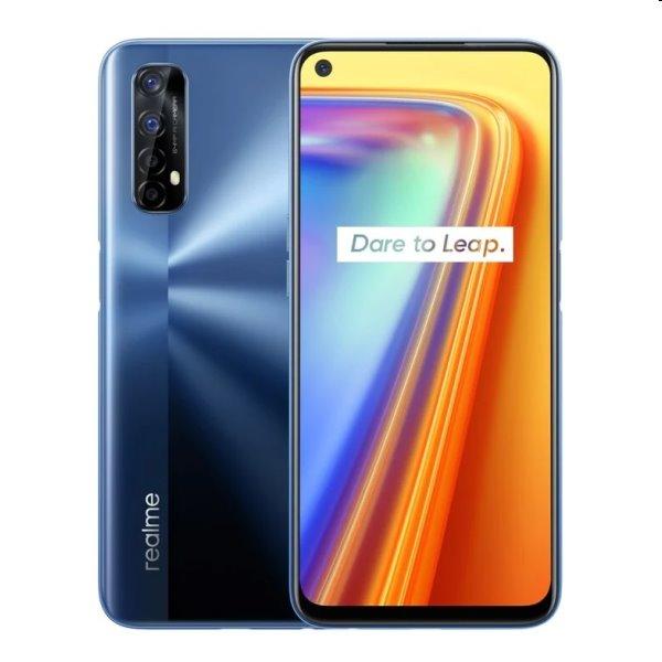 Realme 7, 6/64GB, Dual SIM, Mist Blue - SK distribúcia