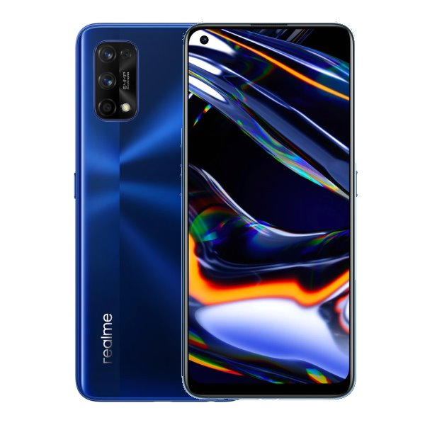 Realme 7 Pro, 8/128GB, Dual SIM, Mirror Blue - SK distribúcia