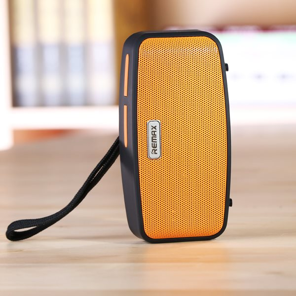 Remax RM-M1 - Bluetooth Reproduktor, Orange